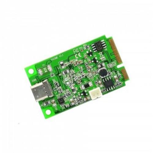 IOCrest MInI PCI-Express 2.0 1-Port USB3.1 Type-C Gen 2 Card, ASMedIa ASM1142 ChIpset