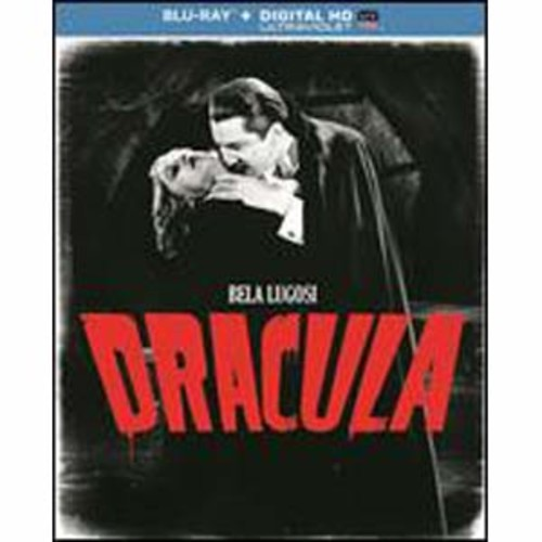 Dracula [Includes Digital Copy] [UltraViolet] [Blu-ray]