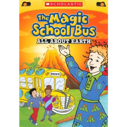 The Magic School Bus: All About Earth