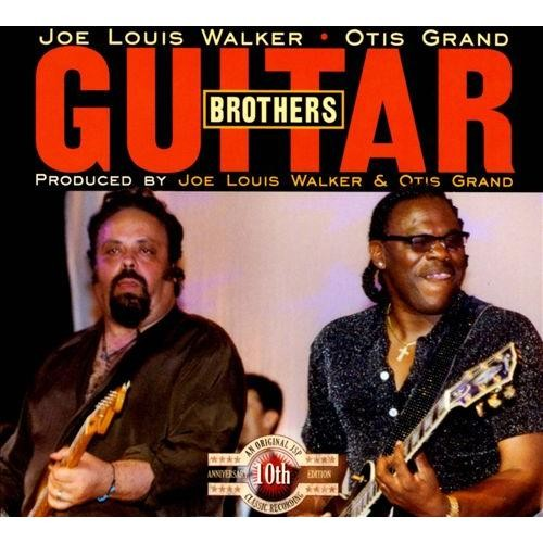 Guitar Brothers [CD]