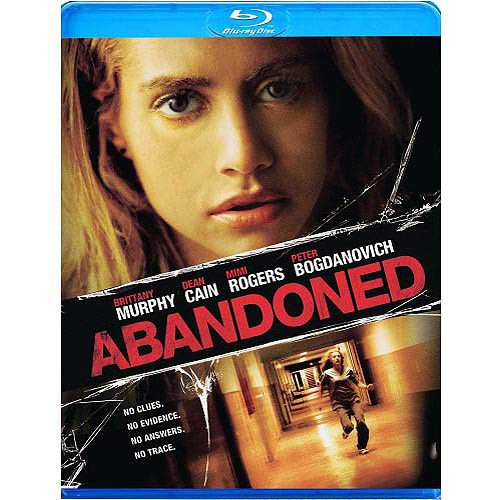 Abandoned [Blu-ray]: Brittany Murphy, Dean Cain, Mimi Rogers, Michael Feifer: Movies & TV