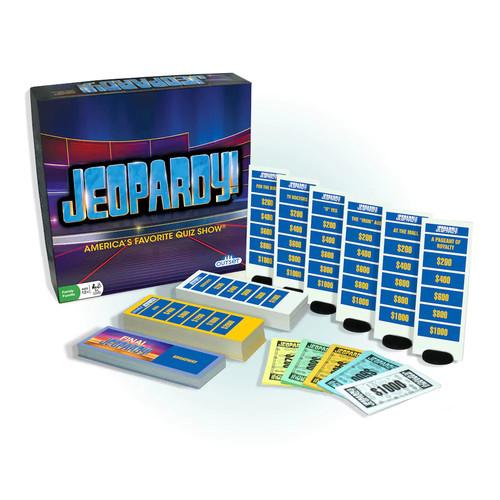Outset Media Jeopardy Board Game
