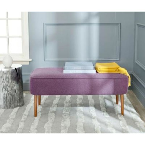 Safavieh Levi Plum Bench
