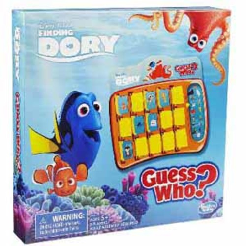 Hasbro Guess Who Finding Dory Edition