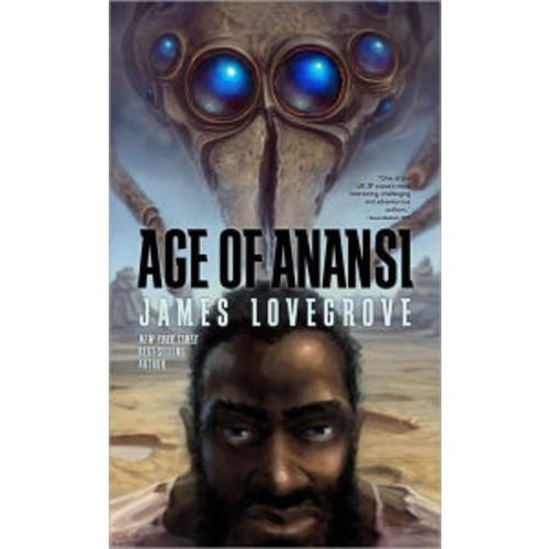 Age of Anansi (Pantheon Series)