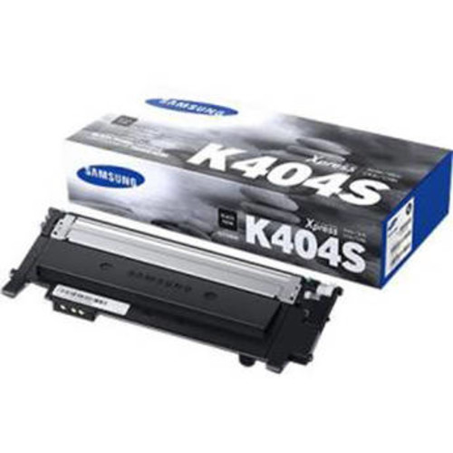 Samsung CLT-K404S/XAA Toner Cartridge - Black