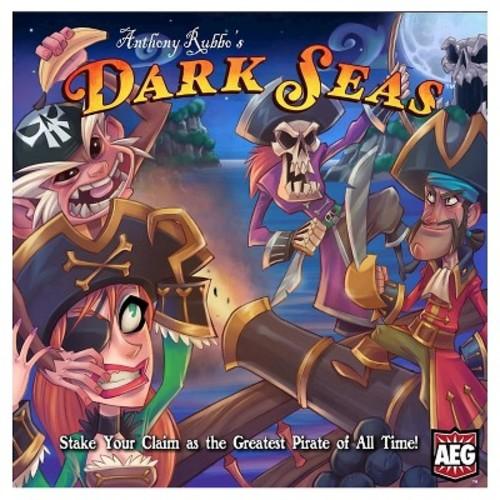 Dark Seas Board Game