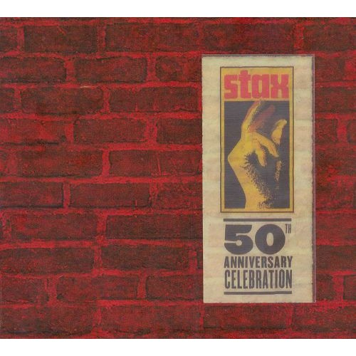 Stax 50: A 50th Anniversary Celebration [CD]