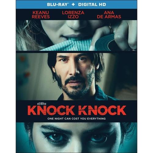 Knock Knock [Blu-ray] [2015]