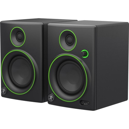 Mackie CR4 Creative Reference Multimedia Monitors 2-way powered studio monitors with 4