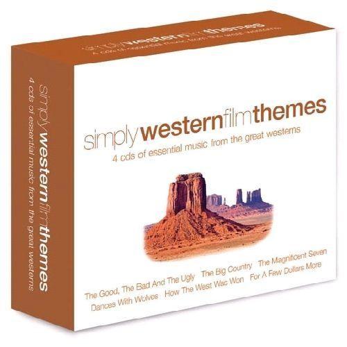 Simply Western Film Themes [CD]