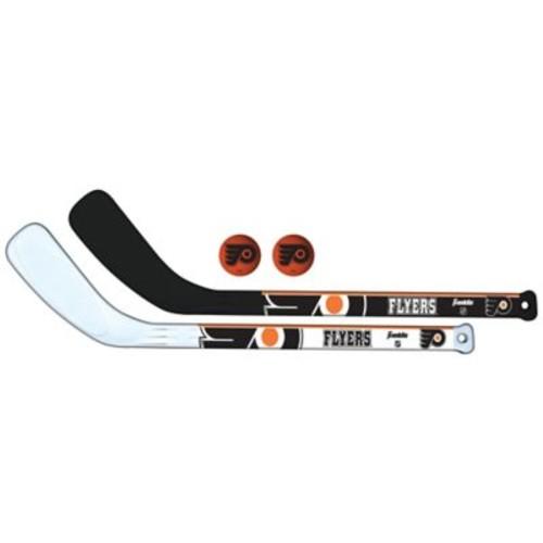 NHL Philadelphia Flyers Mini Player Stick Set