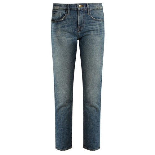 Le Boy straight-leg jeans
