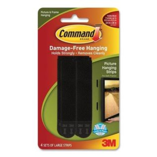 Command 3M Command Adhesive Large Picture Hanging Strips