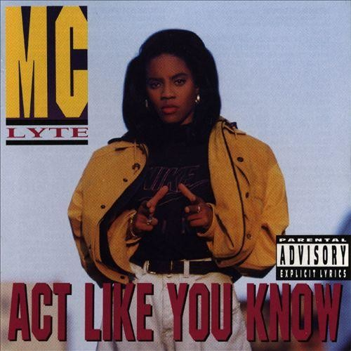 Act Like You Know (Explicit Version) CD