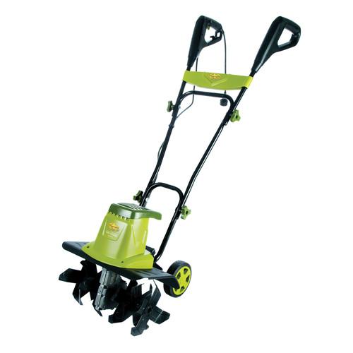 Sun Joe TJ603E Tiller Joe 12-Amp 16-Inch Electric Tiller/Cultivator w/ 5.5-In Wheels