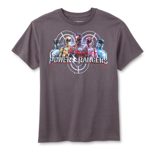 Saban Power Rangers Boys' Graphic T-Shirt