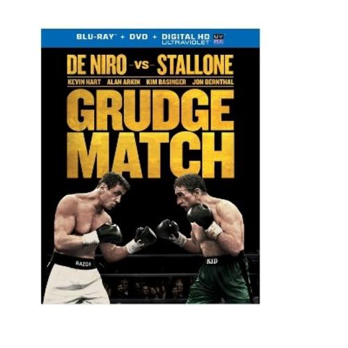 Grudge Match (2 Discs) (Includes Digital Copy) (UltraViolet) (Blu-ray/DVD)