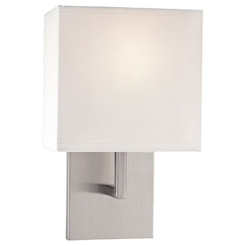 George Kovacs 9-Watt Brushed Nickel Integrated LED Wall Sconce
