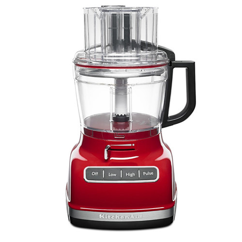 KitchenAid KFP1133 11-cup Food Processor with ExactSlice System [option : Contour Silver - Price in Cart]