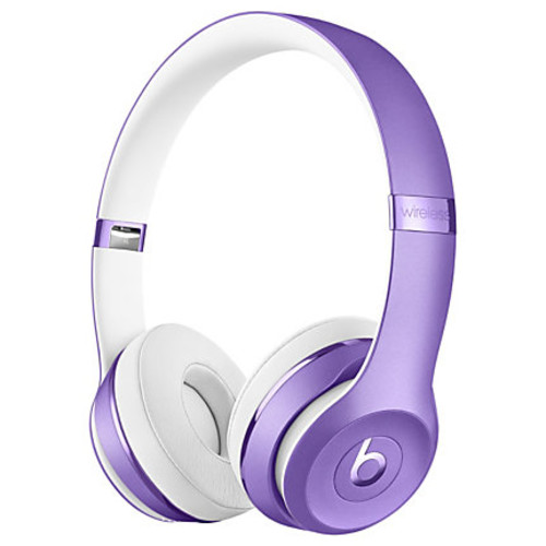 Beats by Dr. Dre Solo3 Wireless On-Ear Headphones - Ultra Violet Collection