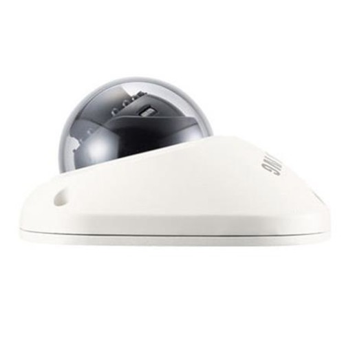 WiseNet Lite Mobile Network IR Vandal Dome Camera, 2MP, Full HD 1080p 30fps, H.264/MJPEG, Fixed focal Lens 3.6mm