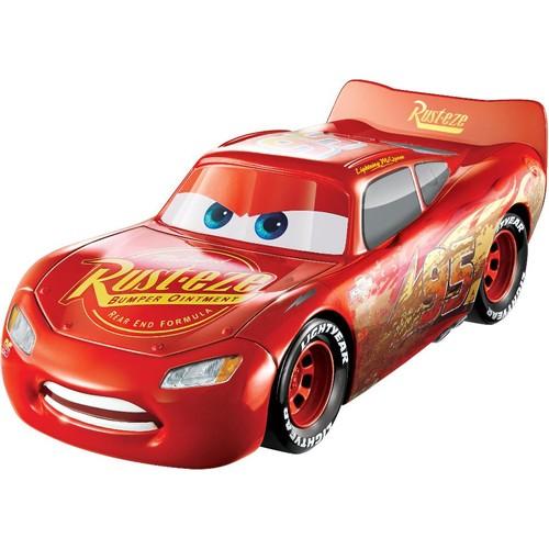 Disney Pixar Cars 3 Change and Race Vehicle - Lightning McQueen
