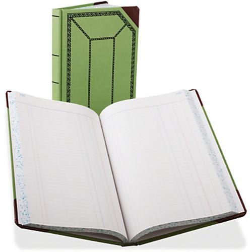 Boorum & Pease Boorum 67-1/8 Series Canvas Journal Books - 150 Sheet(s) - 20 lb - Sewn Bound - 7 3/4