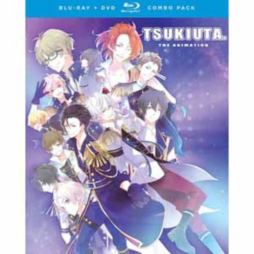 TSUKIUTA. The Animation: The Complete Series [Blu-Ray] [DVD]