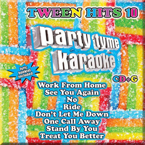 Party Tyme Karaoke: Tween Hits10 CD (CD/G)