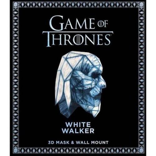 Game of Thrones Mask - White Walker (Paperback)