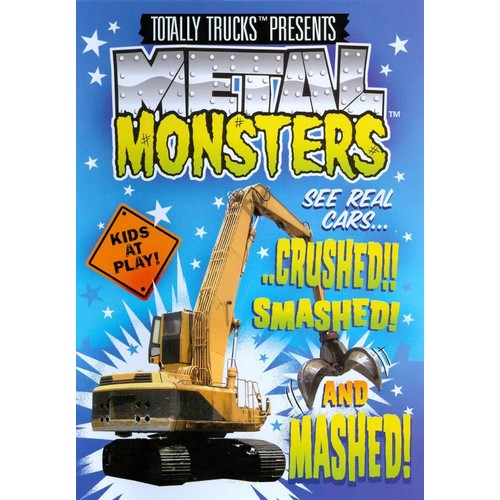Totally Trucks: Metal Monsters [DVD] [English] [2006]