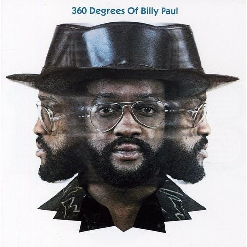 360 Degrees of Billy Paul [Bonus Track] [CD]