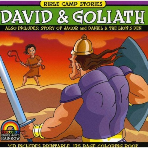 David & Goliath [CD]