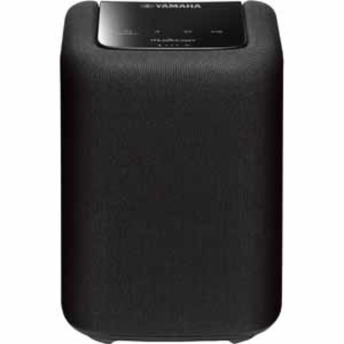 Yamaha MusicCast Wireless Speaker with Wi-Fi and Bluetooth - Black