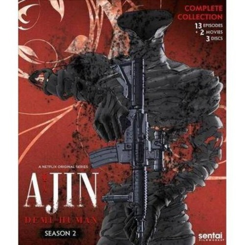 Ajin:Demi Human Season 2 Collection (Blu-ray)