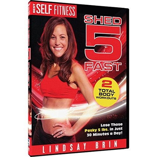 Shed 5 Fast 2 Total Body Workouts