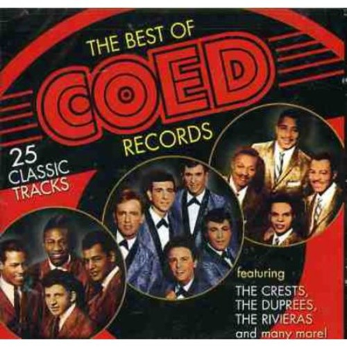 The Best of Coed Records [CD]