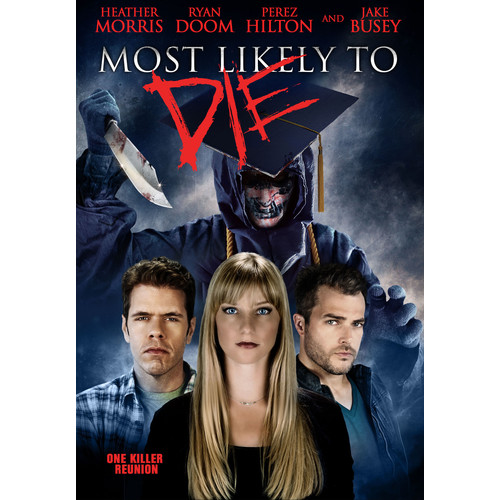 Most Likely to Die [DVD] [2015]