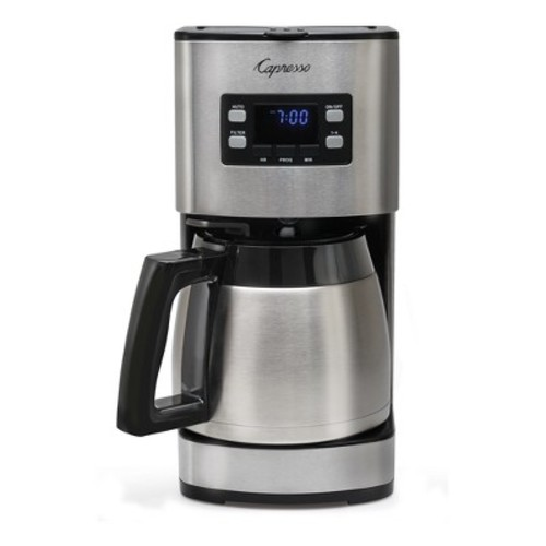 Capresso Coffee Maker Stainless Steel ST300