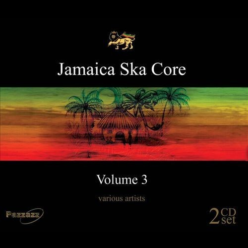 Jamaica Ska Core 3 CD (2011)