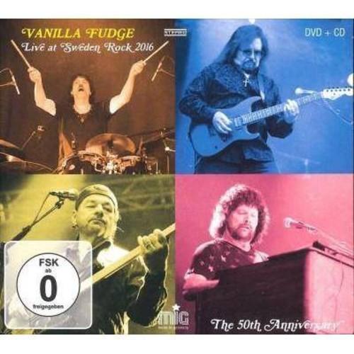 Vanilla Fudge - Live At Sweden Rock 2016 (CD)