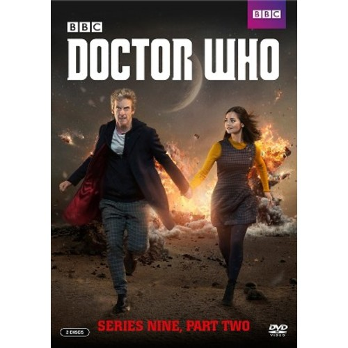 Doctor Who: Series Nine, Part Two [2 Discs] [DVD]