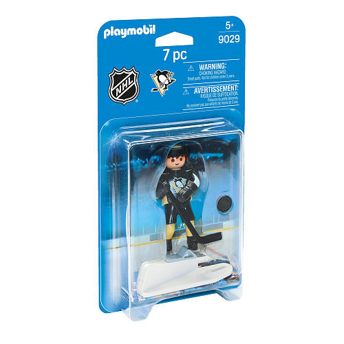 Playmobil NHL Pittsburgh Penguins Player Figure