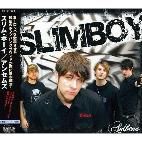 Anthems [CD]