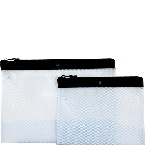 Victorinox Lifestyle Accessories 4.0 Set of Two Spill-Resistant Pouches