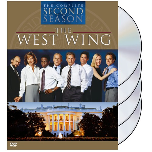 West Wing: The Complete Second Season [West Wing: The Complete Second Season (DVD)]