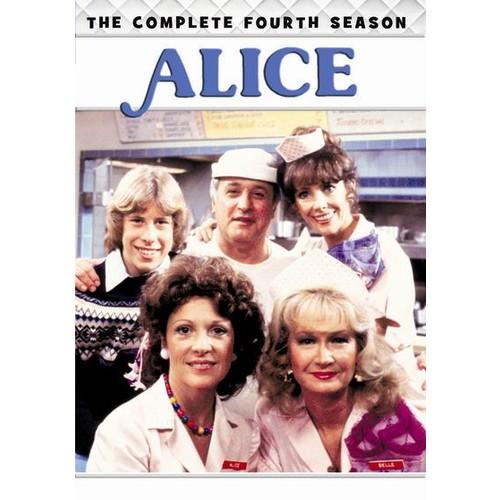 Alice: The Complete Fourth Season [3 Discs] [DVD]