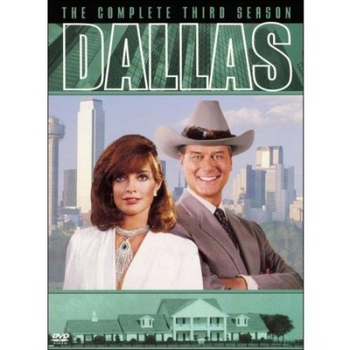 Dallas: The Complete Third Season (Full Frame)