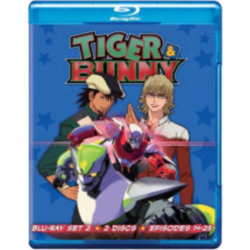 Tiger & Bunny Set 2